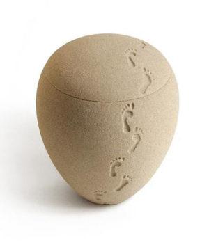 biologische eco urne liter wd urn impressa
