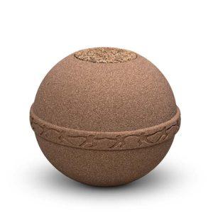 biologische eco urne samsara lebensgeist liter BU