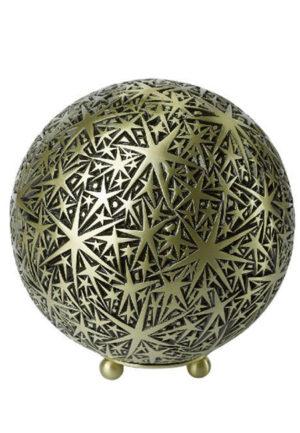 bronze kugel urne liter wd p