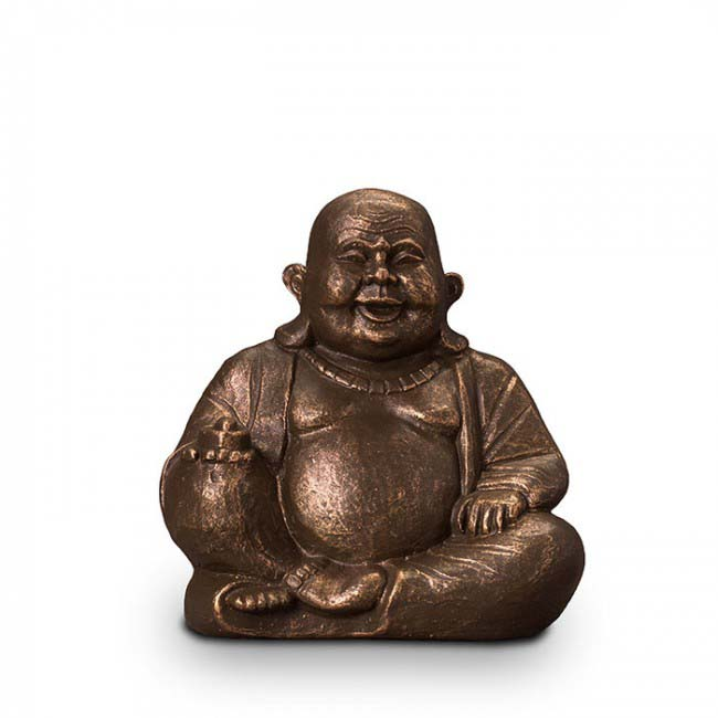 buddha art urne