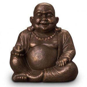 buddha duo art urne