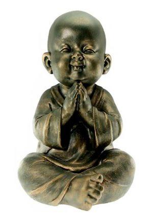 buddha urne segen shaolin monch
