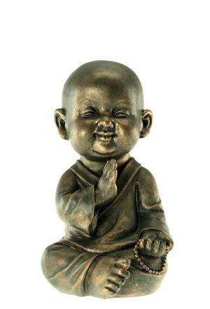 buddha urne shaolin monch
