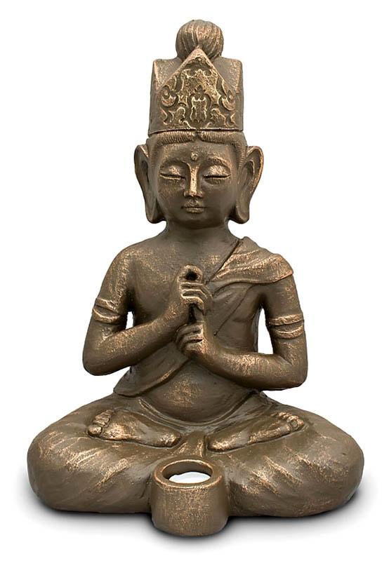 dai nichi buddha art urne