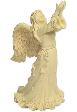 engel mini urne angel star