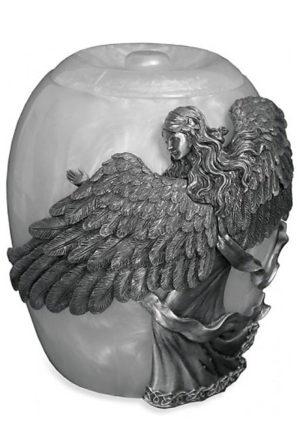 engel urne himmliche umarmung