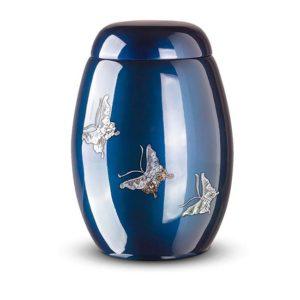 glasfaser urne