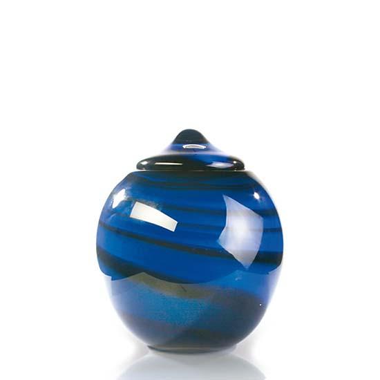 glasurne urne osiris zwei farben liter osirtkk