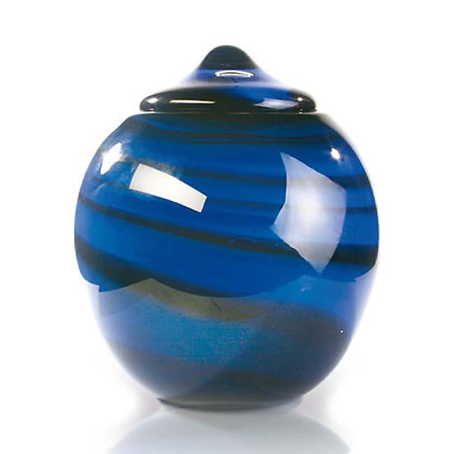 glasurne urne osiris zwei farben