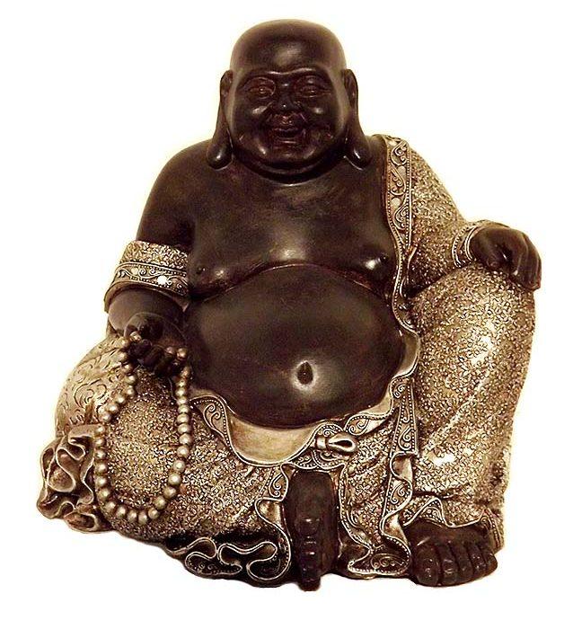 glucklich buddha urne
