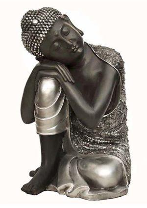 grosse buddha urne schlafender indische buddha