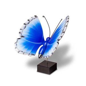 grosse hölzern asllinder icarus blau