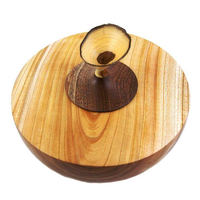 holz urne aus japanisches lep