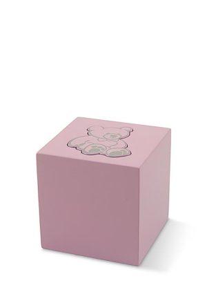 holzern teddybar baby oder kind urne