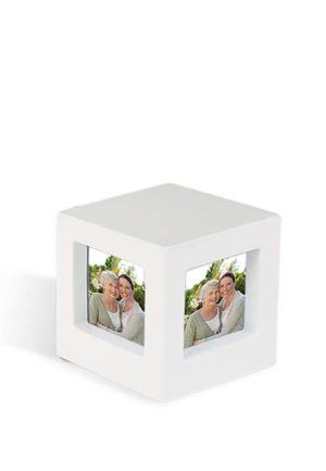 holzerne fofowascher urne