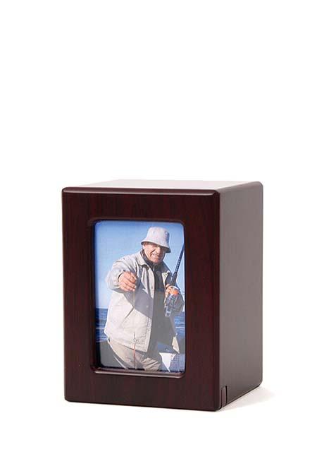 holz foto urnen online kaufen billige urnen deutschland. Black Bedroom Furniture Sets. Home Design Ideas