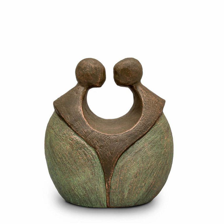 keramik art urne fur immer zusammen liter UGKA