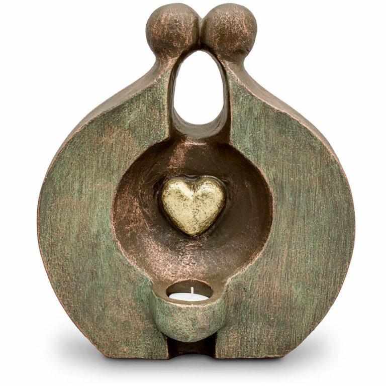 keramische art urne beleuchtet erinnern liter UGKB