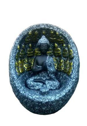 kleine buddha urne hohle