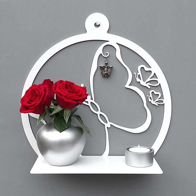 kleine h ngende wand in meinem herzen schwarze oder wei e billige urnen deutschland. Black Bedroom Furniture Sets. Home Design Ideas