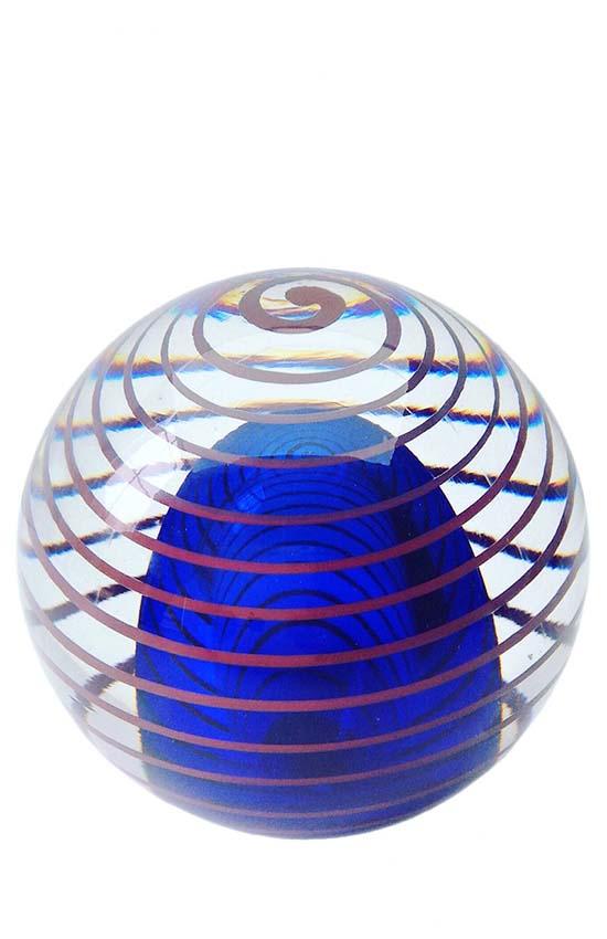 kristallglaser D circle of life kugel mini urne