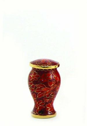 mini urne cloisonne etienne herbst