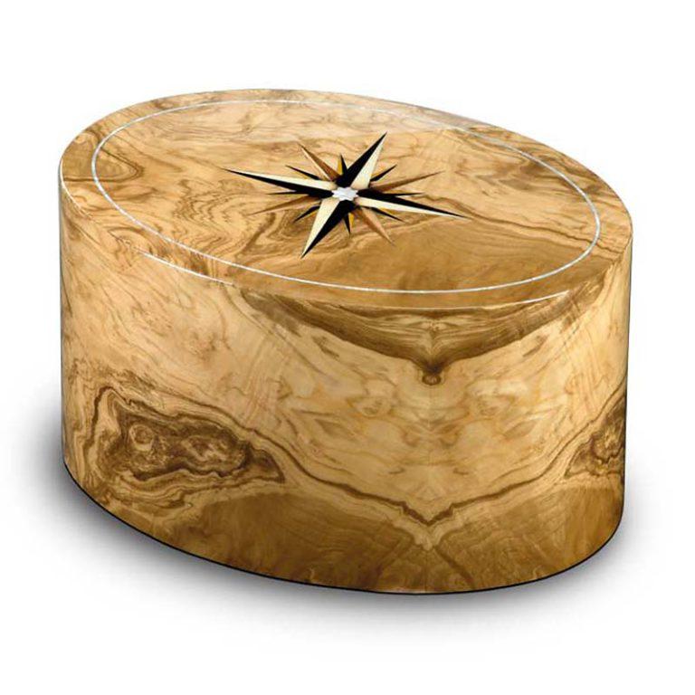 ovale urne roma windrose olivo liter urrrvl