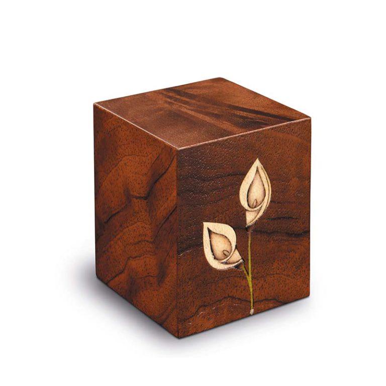 rechteckige urne columbarium calla bianca liter urcfip
