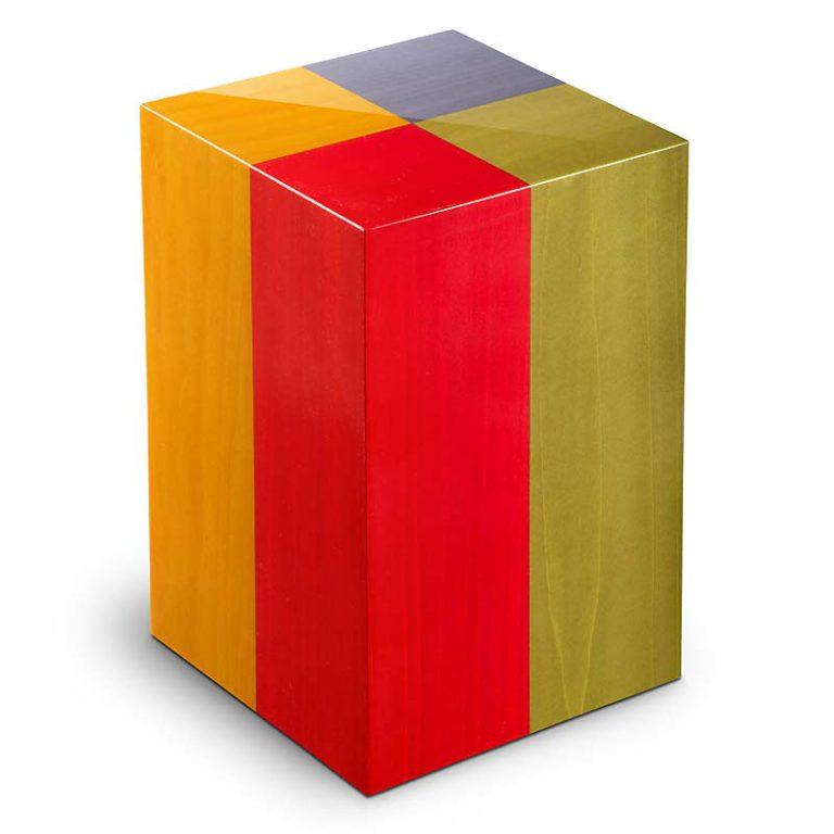 rechteckige urne essential arlecchino liter urvarl