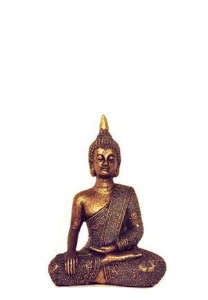 thailandische meditations mini urne