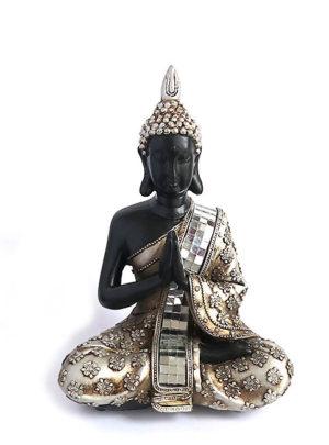 thailandische namaste mudra buddha mini urne