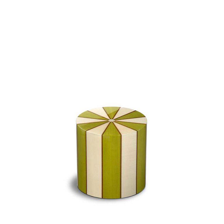 zylinder mini urne pisa erica