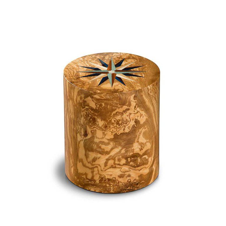 zylinder urne columbarium pisa windrose olivo liter urcopl