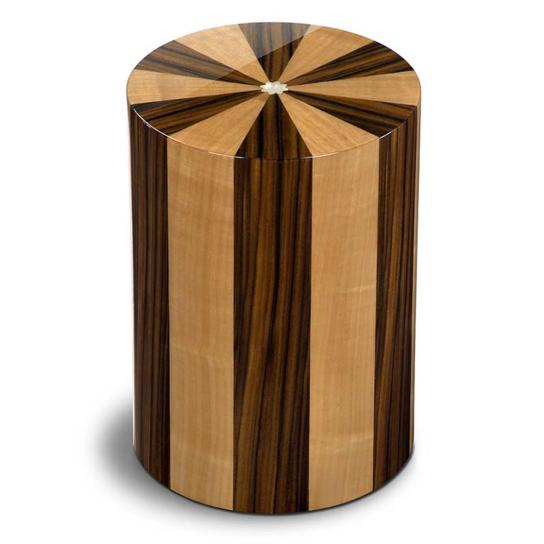 zylinder urne pisa noce palisandro liter urpxxl