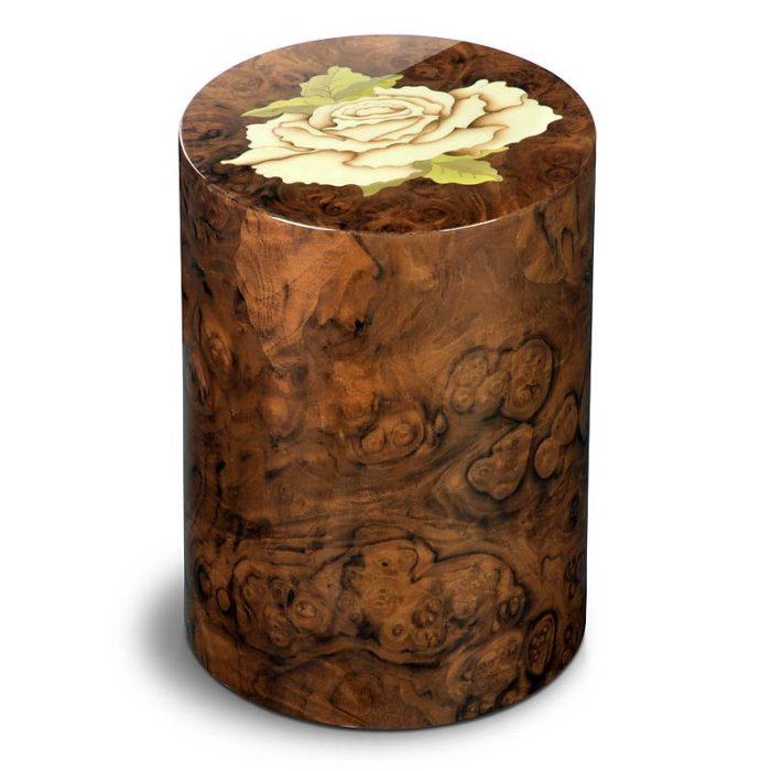 zylinder urne pisa rosa noce liter urpxxl