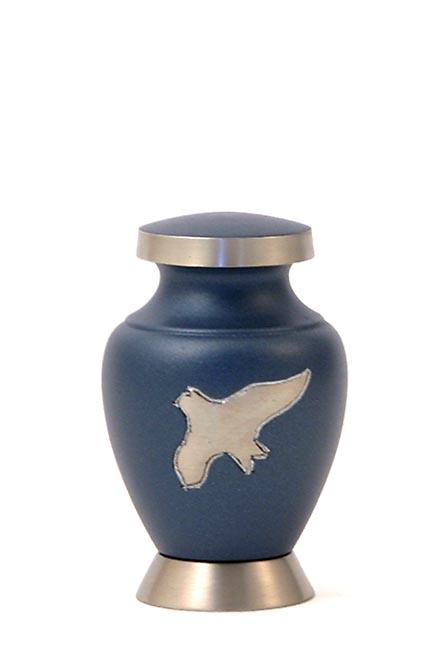 aria aufsteigende taube mini urne