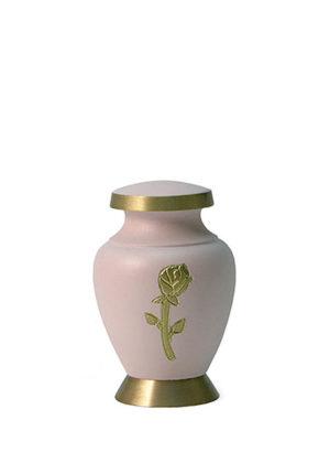 aria rose mini urne