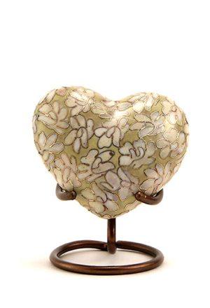etienne opal cloisonne herz tierurne