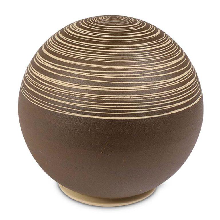 grosse keramische kugel urne liter ubvrig