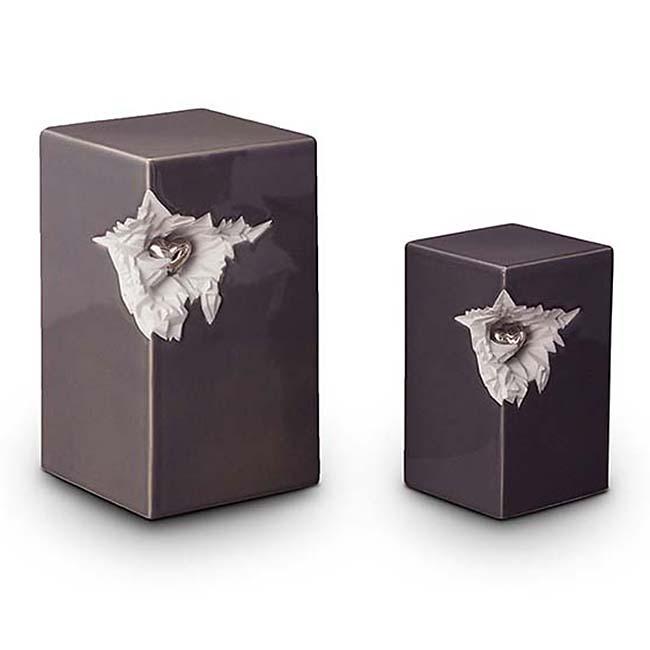 grosse keramische urne liter ku