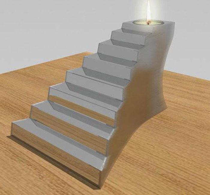 grosse rvs stairway to heaven urne