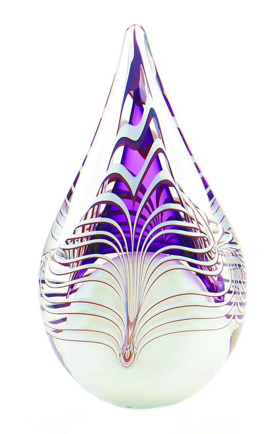 kristalglasser D trane tierurne