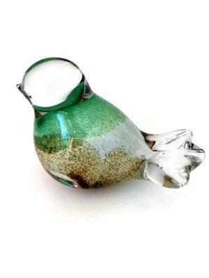 kristallglaser D mini vogel tierurne
