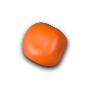 kuscheln mini tierurne orange