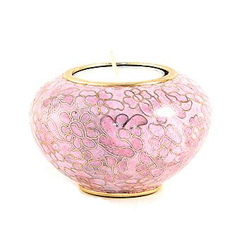 licht urne etienne rose cloisonne
