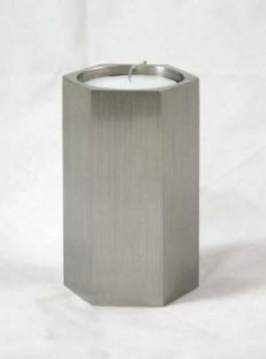 licht urne mit wachslicht
