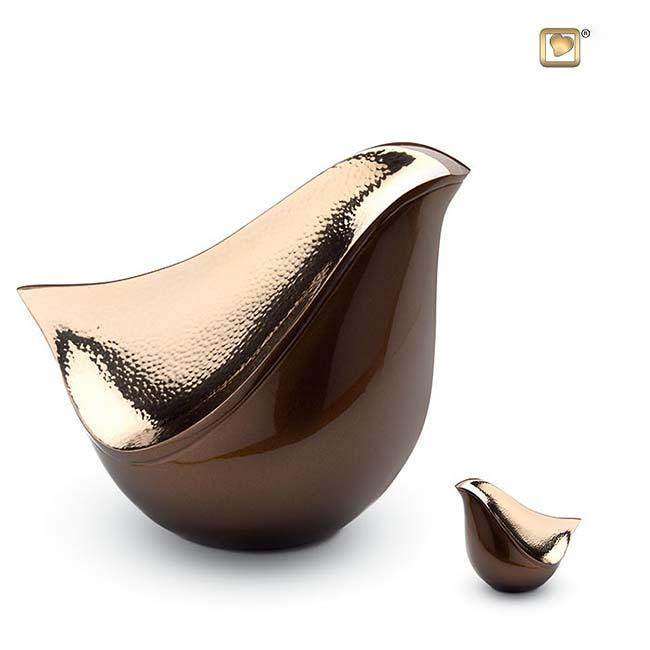 lovebird urne vorteilset
