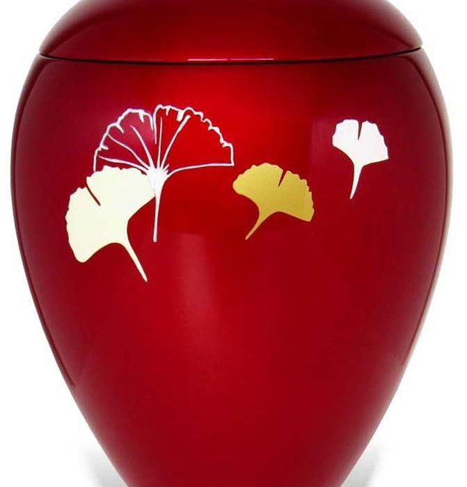 ovale harz urne blumen liter mz uresr