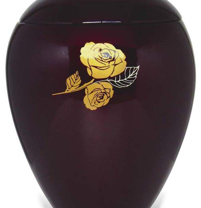 ovale harz urne rosentak liter mz uresdp