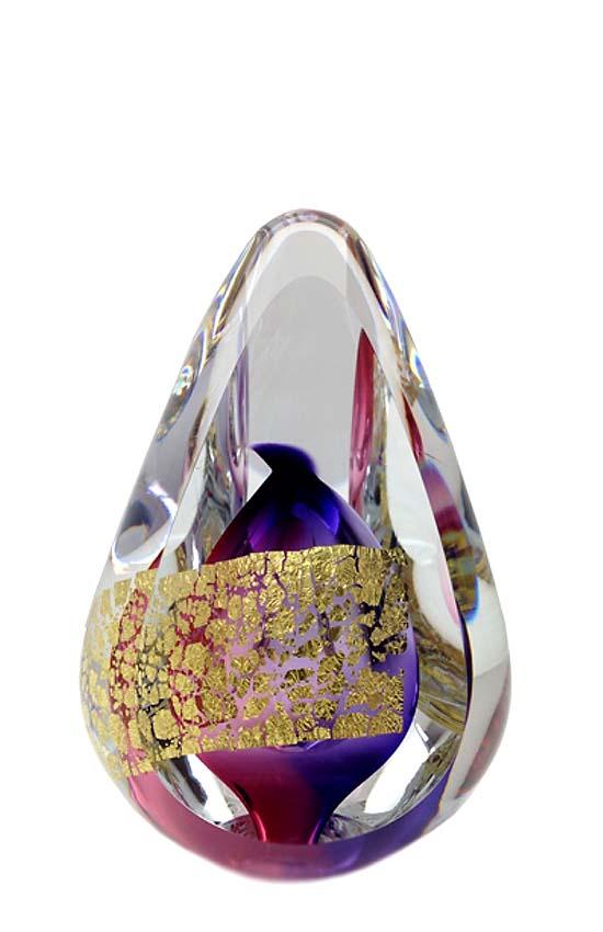 premium kristalglasser D trane tierurne